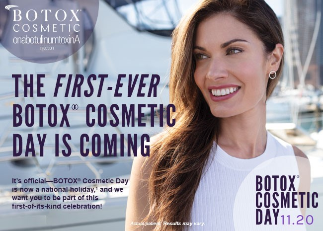 The First Ever National Botox Day Is Almost Here!