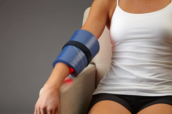Light therapy for pain