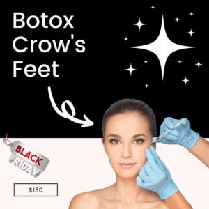 Black Friday Botox Special